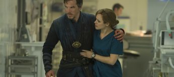 Photos: Benedict Cumberbatch Conjures Marvel Hero in 'Doctor Strange'
