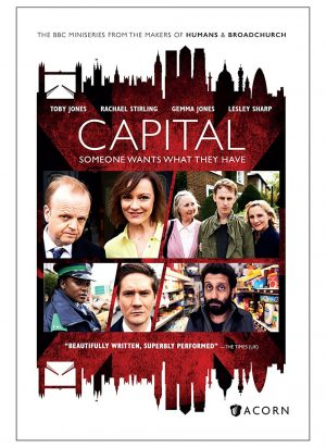 CAPITAL. (DVD Artwork). ©Acorn Media.