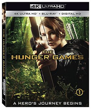 THE HUNGER GAMES. (DVD Artwork). ©Lionsgate.