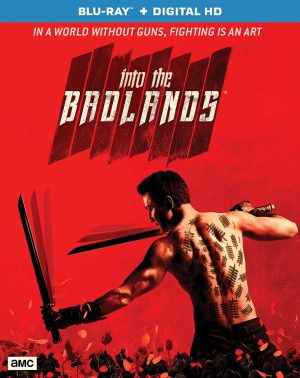 INTO THE BADLANDS: SEASON ONE. (DVD Artwor(). ©AMC.