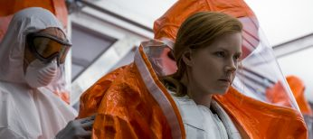 Photos: Amy Adams Communicates with Aliens in 'Arrival'