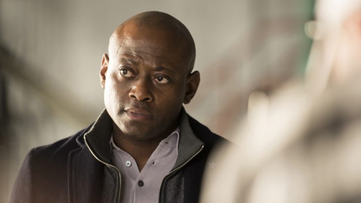 Photos: EXCLUSIVE: Omar Epps Stars in 'Shooter,' 'Almost Christmas'