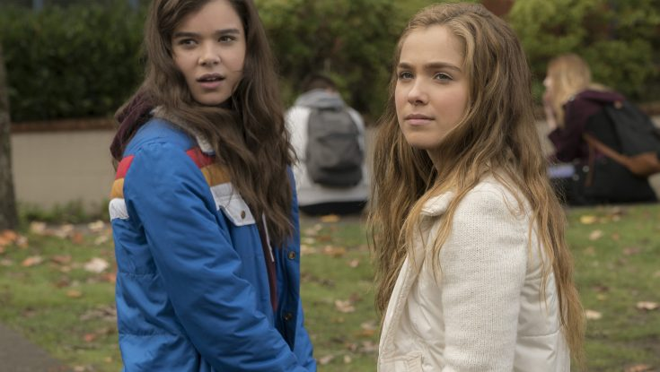 Hailee Steinfeld Gets Awkward in 'Edge of Seventeen'