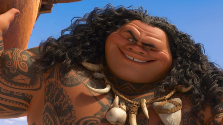 Dwayne Johnson Pays Homage to Polynesian Roots in Disney's 'Moana'