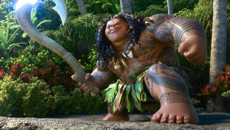 Photos: 'Moana' Surfaces on Home Entertainment Loaded with Extras
