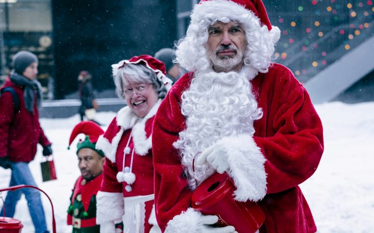 Billy Bob Thornton & Co. Return for 'Bad Santa 2' with Old and New Cast