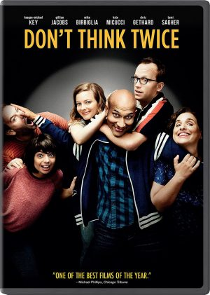 DON'T THINK TWICE. (DVD Artwork). ©Universal Home Entertainment.