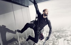 Jason Statham stars in MECHANIC RESURRECTION. ©Lionsgate.