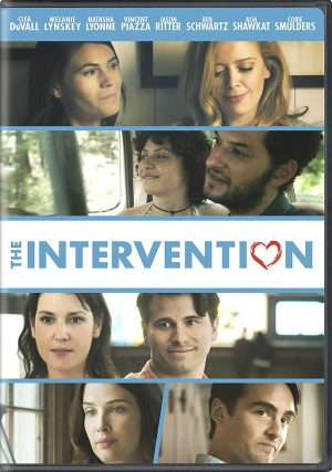 THE INTERVENTION. (DVD Artwork). ©Paramount.
