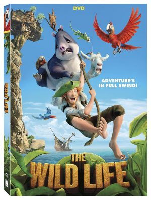 THE WILD LIFE. (DVD Artwork). ©Lionsgate.