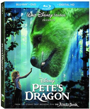 PETE'S DRAGON. (DVD Artwork). ©Walt Disney.