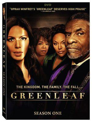 GREENLEAF SEASON ONE. (DVD Artwork). ©Lionsgate.