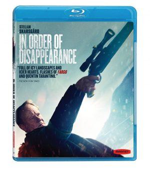 IN ORDER OF DISAPPERANCE. (DVD Artwork). ©Magnolia Home Entertainment.