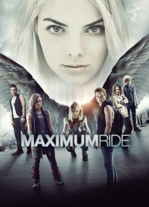 MAXIMUM RIDE. (DVD Artwork). ©Paramount Home Entertainment.