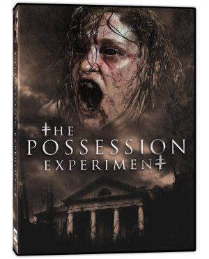 THE POSSESSION EXPERIMENT. (DVD Artwork). ©Sony Pictures Home Entertainment.