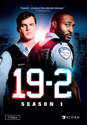 19-2 SEASON 1. (DVD Artwork). ©Acorn.