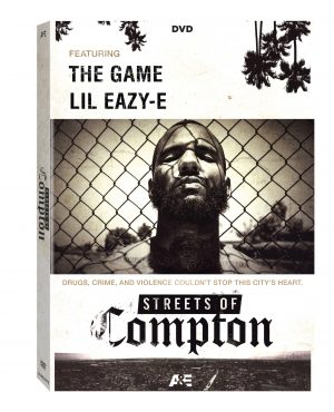 STREETS OF COMPTON. (DVD Artwork). ©Lionsgate.