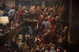 It's a big Christmas party in OFFICE CHRISTMAS PARTY. ©Paramount Pictures. CR: Glen Wilson.
