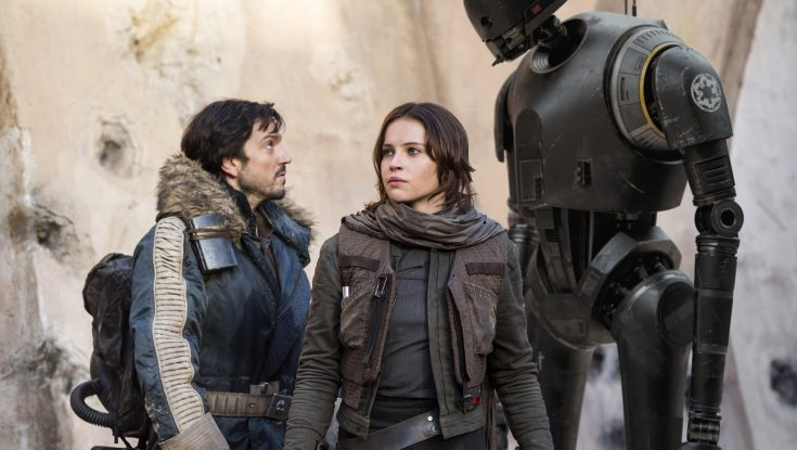 'Rogue One' Cast and Director: The Force is With Them