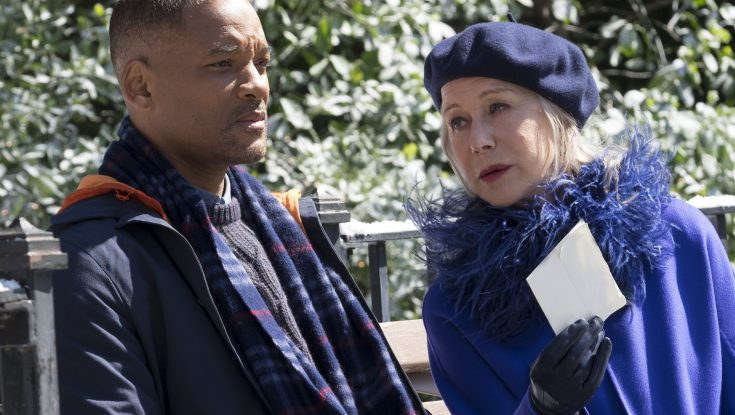 Emotionally Manipulative 'Collateral Beauty' Available on Blu-ray and DVD
