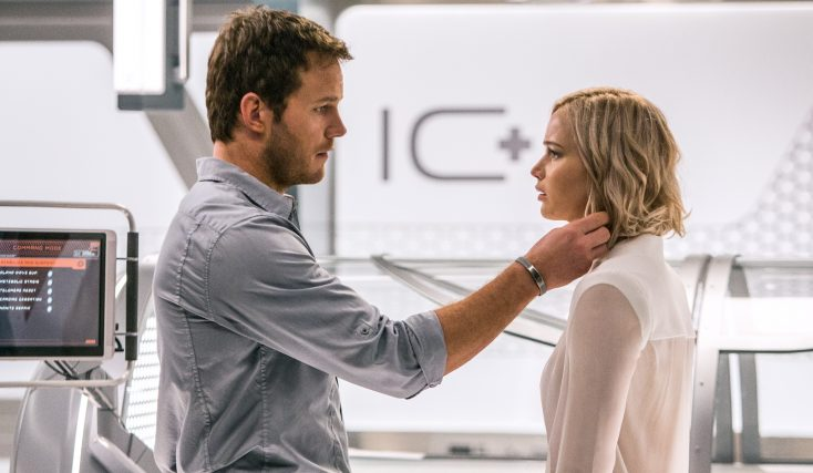 SF Romance 'Passengers' Is One of 2016's Best Films
