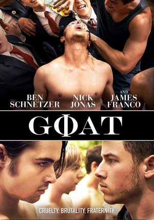 GOAT. (DVD Artwork). ©Paramount.