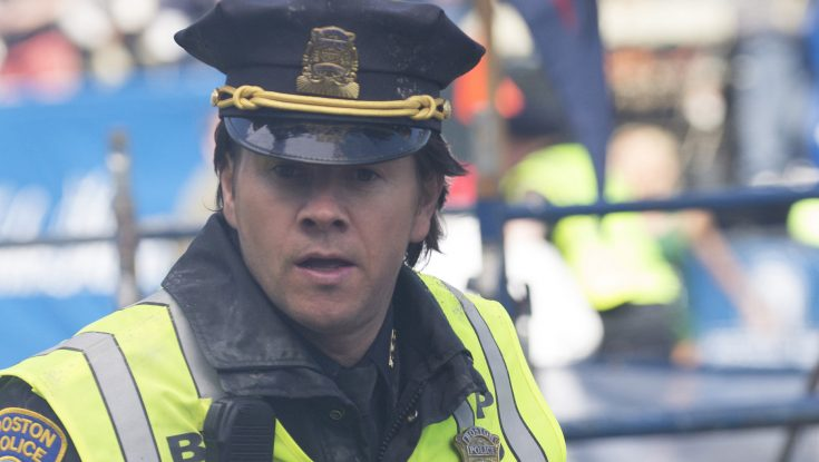 Photos: Mark Wahlberg & Co., talk 'Patriots Day'
