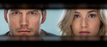 Jennifer Lawrence, Chris Pratt Aboard 'Passengers'