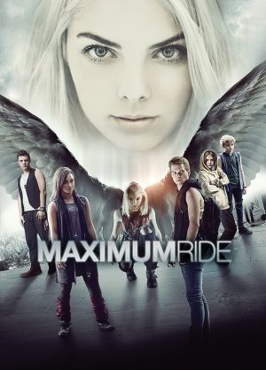 MAXIMUM RIDE. (DVD Artwork). ©Paramount.