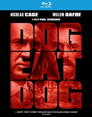 DOG EAT DOG. (DVD Artwork). ©IMES9.