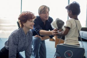Nicole Kidman David Wenham and Sunny Pawar star in LION. ©The Weinstein Company. CR: Mark Rogers.