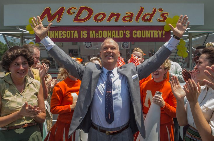 Playing McDonald's 'Founder': Michael Keaton is Lovin' It