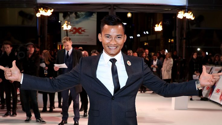 Blond Ambition: Action Star Tony Jaa Dons Golden Mohawk for 'xXx' Installment