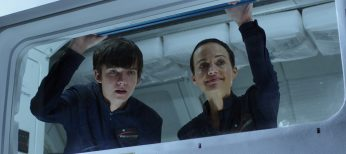 Photos: Asa Butterfield is a 'Space' Oddity in New Sci-Fi Romantic Drama