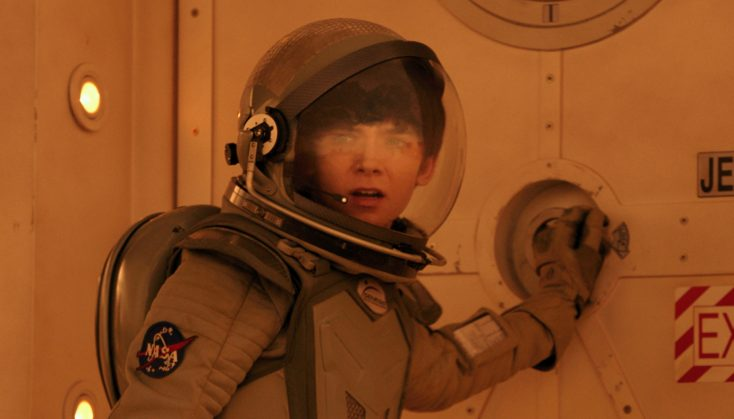 Asa Butterfield is a 'Space' Oddity in New Sci-Fi Romantic Drama