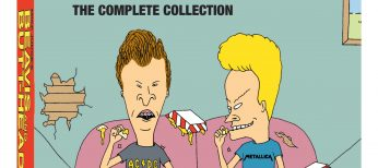 This Doesn't Suck: 'Beavis and Butt-Head Complete Collection' Due on Home Video