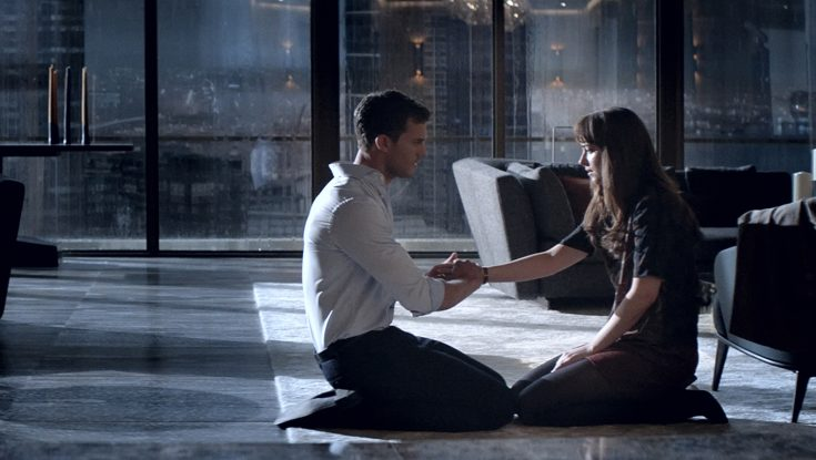 'Fifty Shades Darker' Is A Hot Mess