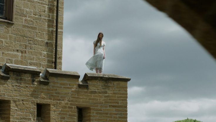 Mia Goth Checks in with 'Cure for Wellness'