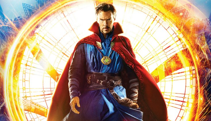 Photos: Bring Home the Visually Stunning 'Doctor Strange' on Blu-ray 3D