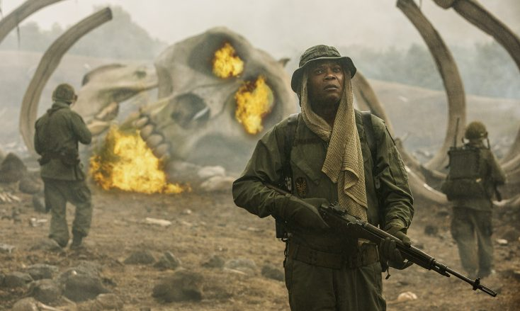 Samuel L. Jackson Relives Childhood Fantasy Starring in 'Kong: Skull Island'