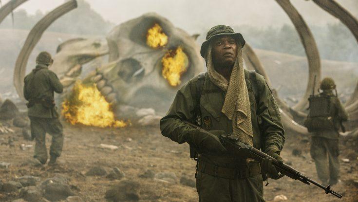Samuel L. Jackson Relives Childhood Fantasy Starring in 'Kong: Skull Island'