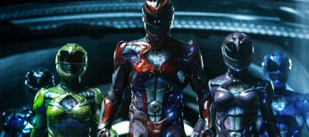 Ludi Lin Lives Out Childhood Dream in 'Saban's Power Rangers'