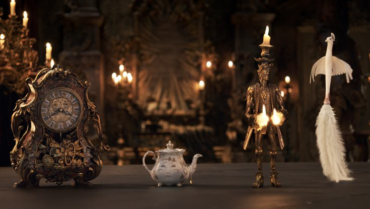 Photos: Disney's Live-Action 'Beauty and the Beast' Adds Something There That Wasn't There Before to Beloved Classic