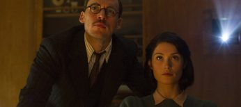 EXCLUSIVE: Bill Nighy and Sam Claflin Deliver 'Their Finest' Performances