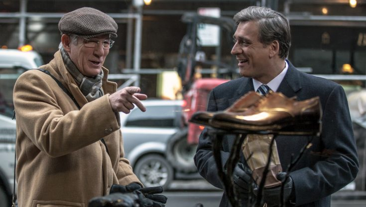 Photos: Richard Gere Plays Nebbish Interloper in 'Norman'