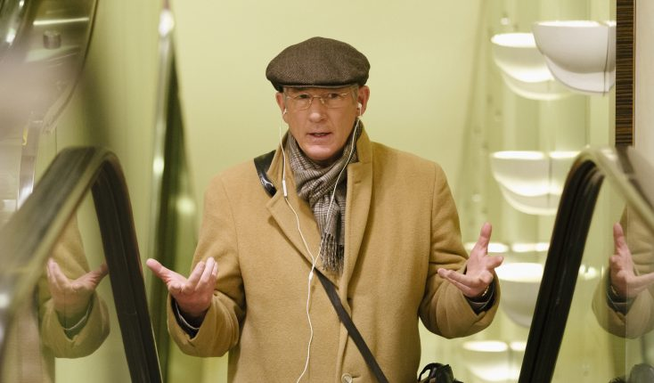 Richard Gere Plays Nebbish Interloper in 'Norman'