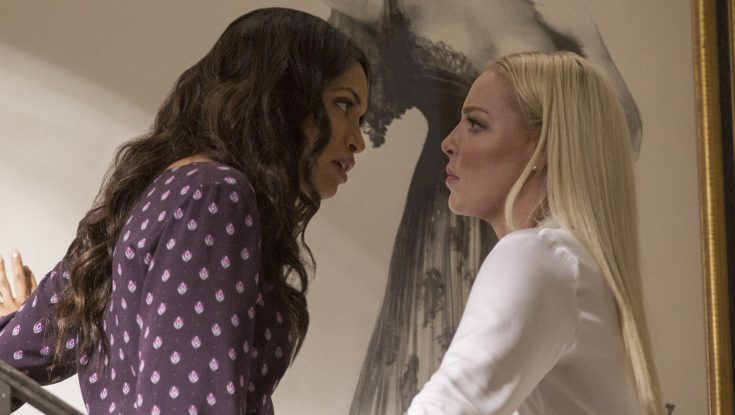 Rosario Dawson Goes From Healer Role to Abuse Survivor in 'Unforgettable'