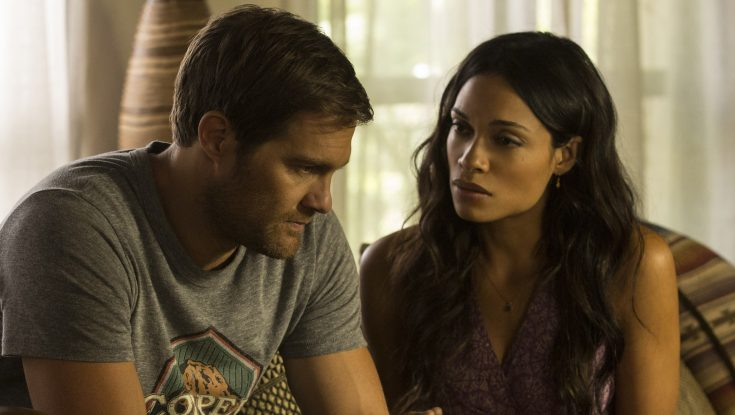 Photos: Rosario Dawson Goes From Healer Role to Abuse Survivor in 'Unforgettable'