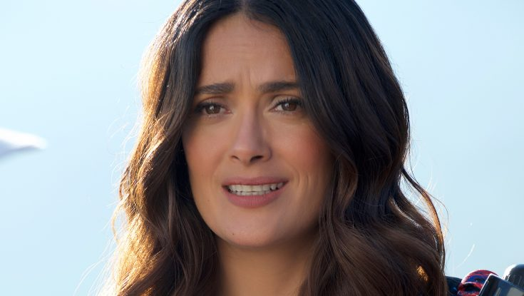 Salma Hayek Wants You to Be a 'Latin Lover'