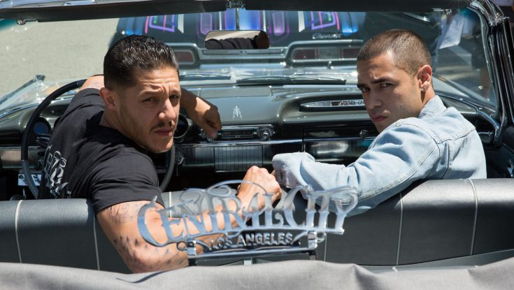EXCLUSIVE: 'Lowriders' Stars Theo Rossi and Gabriel Chavarria Talk Hitting the Road